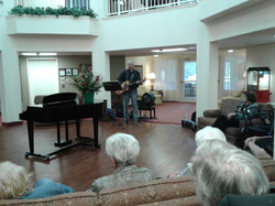 Mark nursing home ministry Tahlequah 2018
