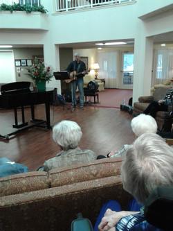 Mark nursing home ministry Tulsa 2018