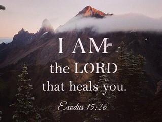 God Heals!!!
