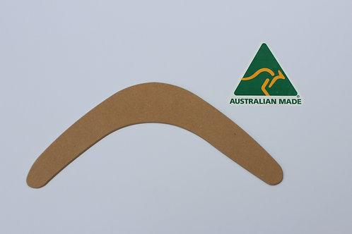 Medium boomerang shape