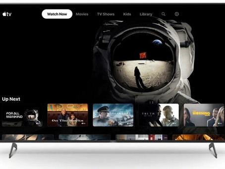 Apple App with Dolby Vision launches on Sony XH90 Series