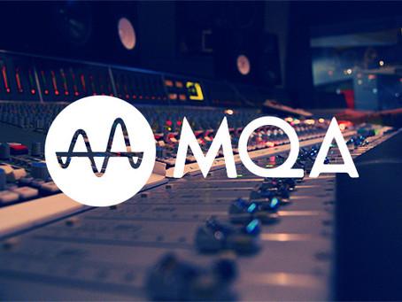 MQA Music: Experience the original studio recording in your home