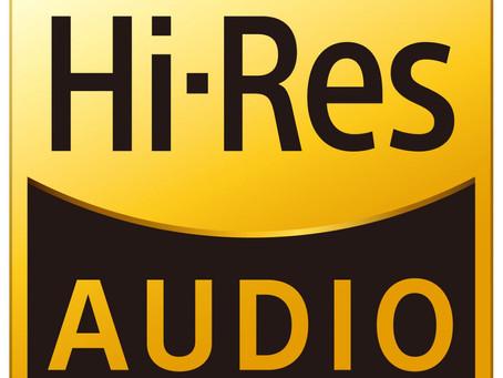 May 2016 Hi-Res Audio