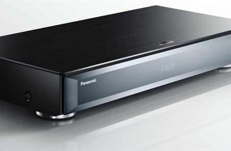 Panasonic 4K UHD Blu-Ray finally coming out in UK