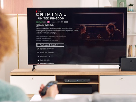 SkyQ now supports Netflix HDR, expands HDR library