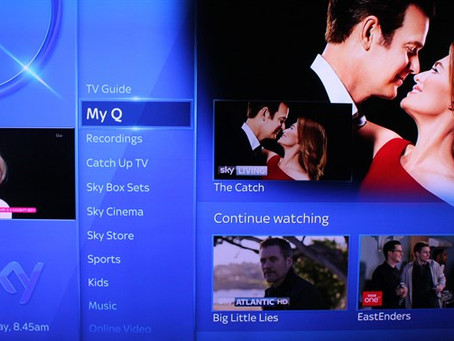 Sky Q gets voice search and revamped user interface