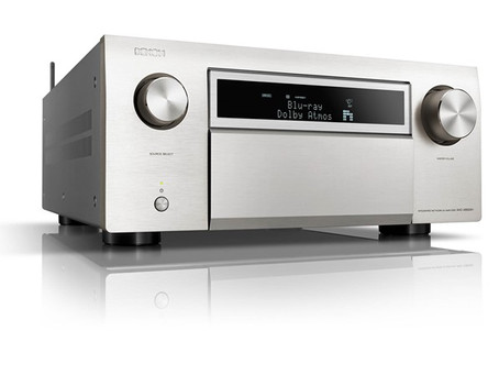 Denon announce new Flagships with upgrade 8k HDMI inputs