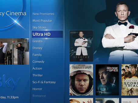 Sky announce UHD launch date