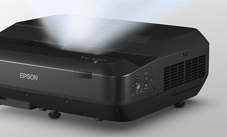 Epson EH-LS100 Ultra Short Throw laser Projector