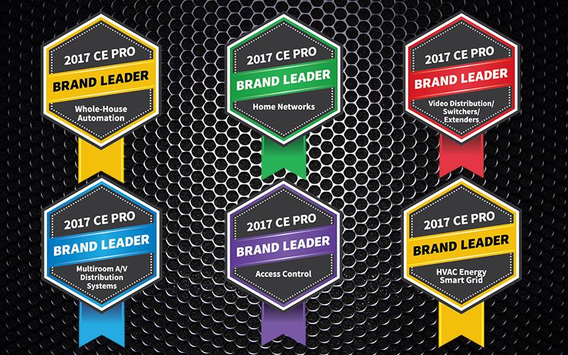 Control4 awards