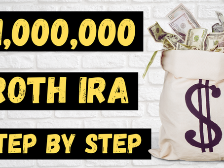 How to Turn $6 to 1 MILLION Dollars — TAX FREE!