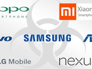 Android Malware preinstallato su molti dispositivi mobili