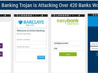 BankBot: malware che intercetta e simula le APP mobile di 420 banche