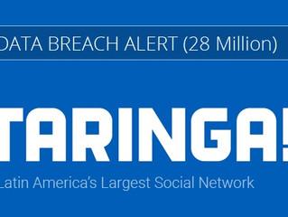 Il più grande Social Network dell'America del Sud colpito da databreach: 28 milioni di utenti co