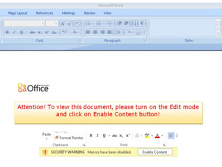 Zerodays per Office 365