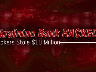 Ancora una banca vittima di un attacco su rete SWIFT: bottino di 10 milioni