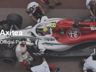 Axitea diventa partner ufficiale del Team Alfa Romeo Sauber F1