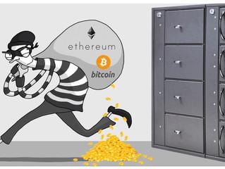 Violato uno dei più grandi nodi di scambio della criptovaluta: rubati 1 milione di bitcoin da accoun
