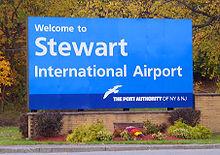 L'aeroporto Stewart International di NewYork espone 760GB di informazioni per un anno