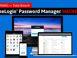 Compromesse le credenziali del password manager OneLogin