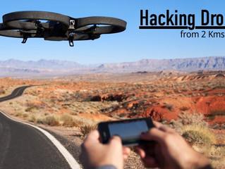 Hackerato un drone della polizia