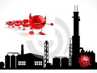 3.000 impianti industriali all'anno infettati da malware
