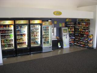 Rubati dati ed impronte digitali dai distributori automatici di snack