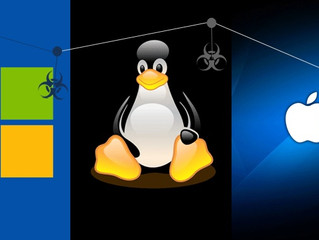 Malware progettati per colpire qualsiasi piattaforma: Win, Linux e Mac