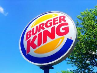 Campagna Burger King fasulla