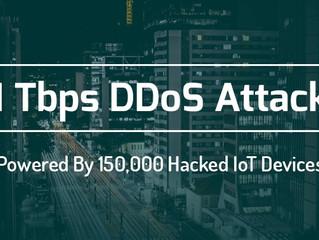 E' record: 1 Tbit/sec di DDoS con una botnet di dispositivi mobili infetti