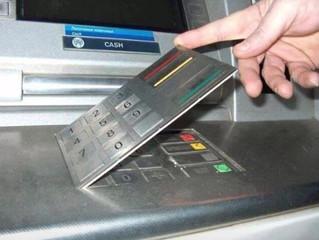 Skimmer invisibile come attacco agli ATM delle banche