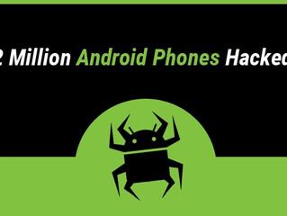 2 milioni di dispositivi Android infettati da app malevole presenti in Google Store