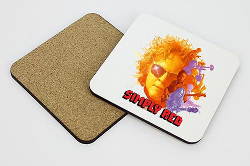 SimplyRed coaster