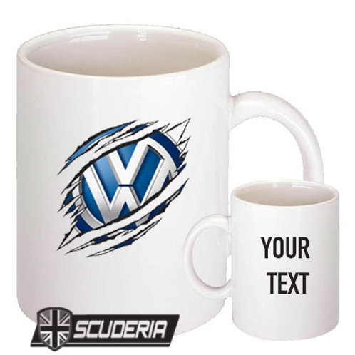VW rip 10oz Mug White