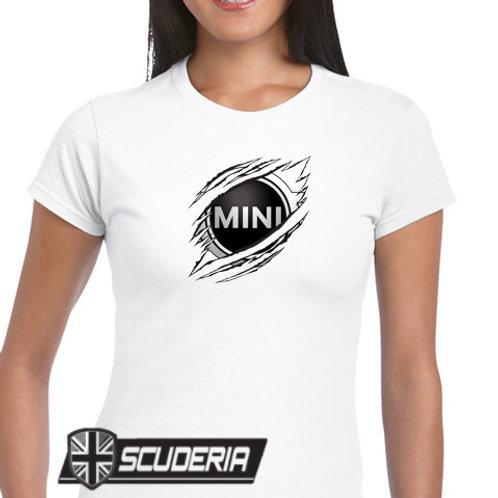 Ladies Fit Tee shirt -MINI RIP