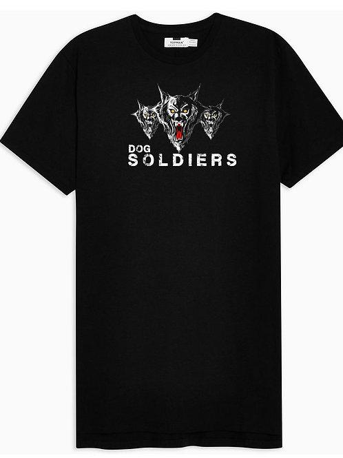 Dog Soldiers black Tee