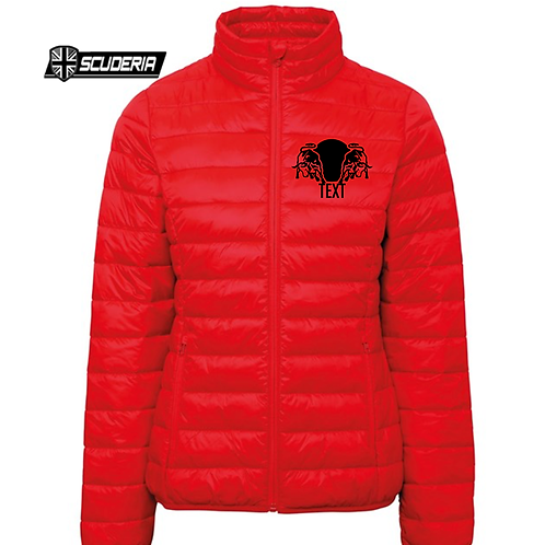 Woman's Padded jacket, DOS TORROS