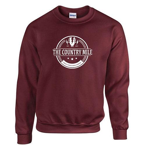 UNISEX Sweatshirt - country mile