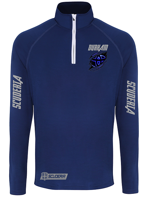 Long Sleeved 1/4zip base layer TOYOTA