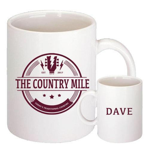 County Mile Mug