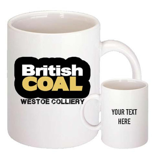 British Coal Mug