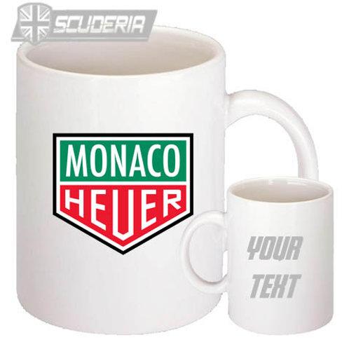 10oz Mug White - MONACO
