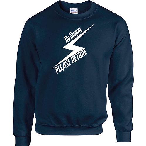 UNISEX Sweatshirt - No Signal