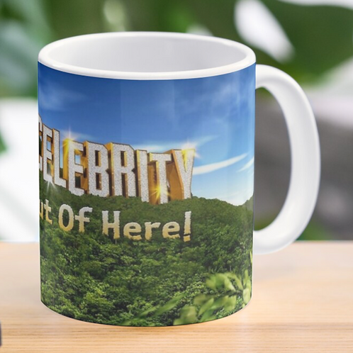 Im a Celebrity mug