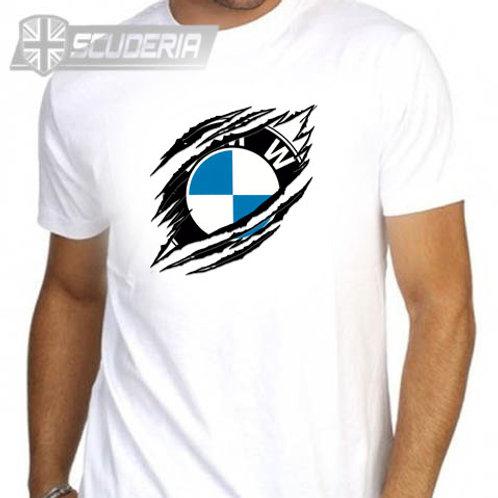 BMW rip  Mens tee