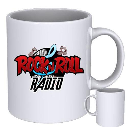ROCK N ROLL RADIO mug