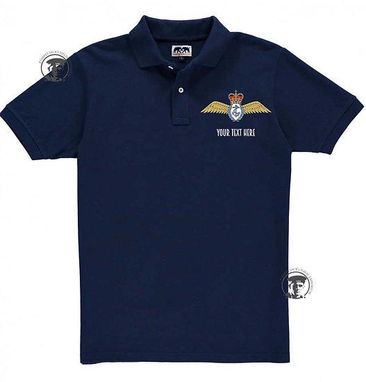 Fleet Air Arm Badge Polo (Under MoD licence)