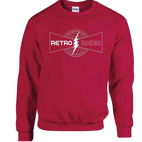 UNISEX Sweatshirt - Retro Radio
