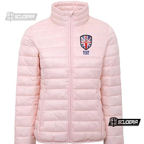 Woman's Padded jacket, UK SCUDERIA