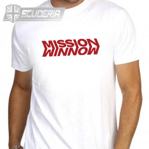 Mission  Mens tee